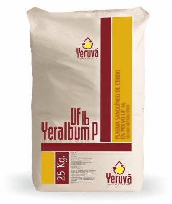 YERALBUM P UF16 - Plasma Porcino en Polvo