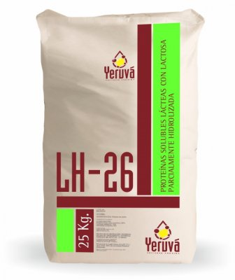 LH-26 | WPC + Hydrolyzed Lactose
