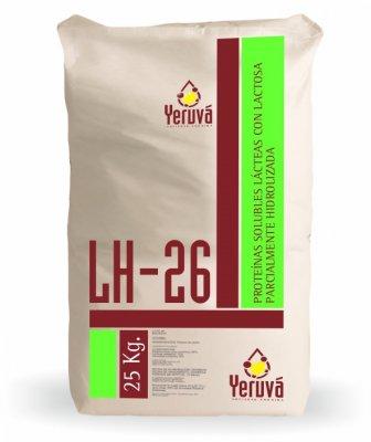 LH-26 - WPC + Lactosa Hidrolizada