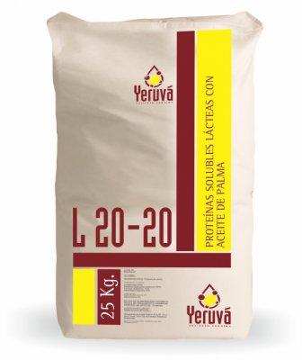 L 20-20 - WPC + Aceite de Palma